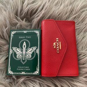 Coach Accessories - Authentic Coach Card Holder